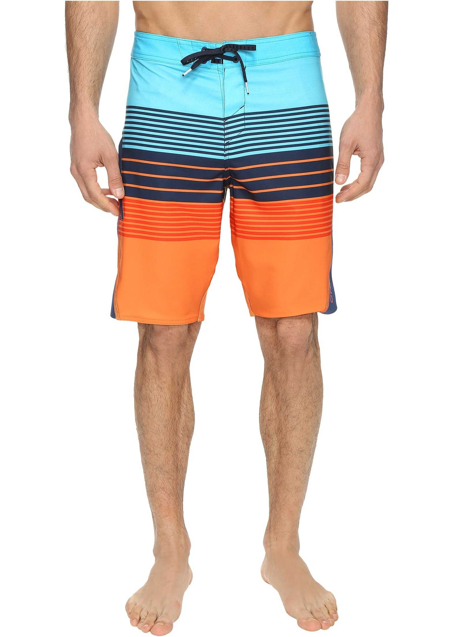 ONeill Superfreak Status Superfreak Series Boardshorts Orange