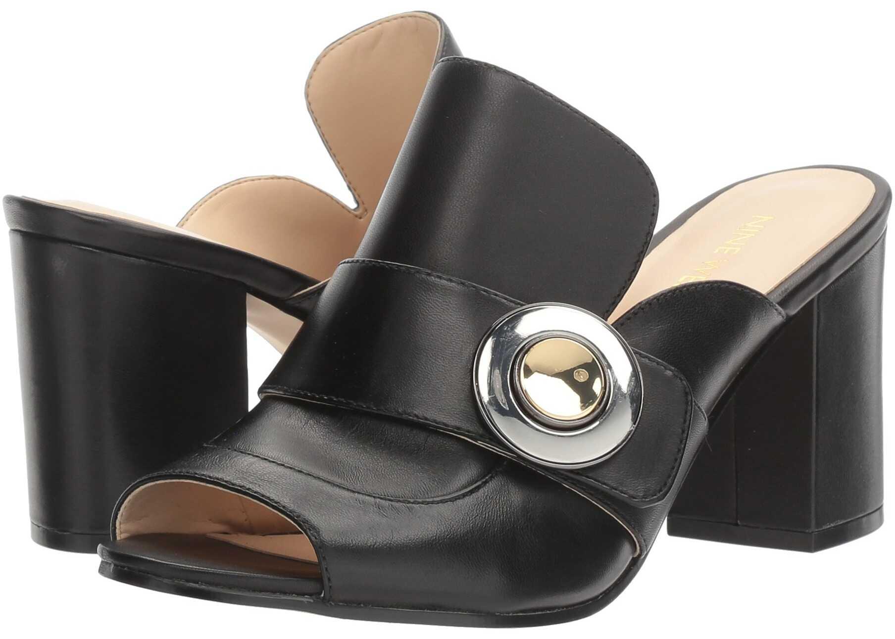 Nine West Glynn Black Leather
