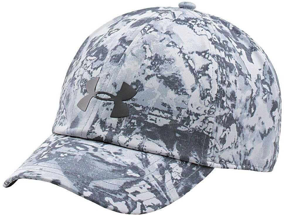 Under Armour UA Printed Renegade Cap Grey