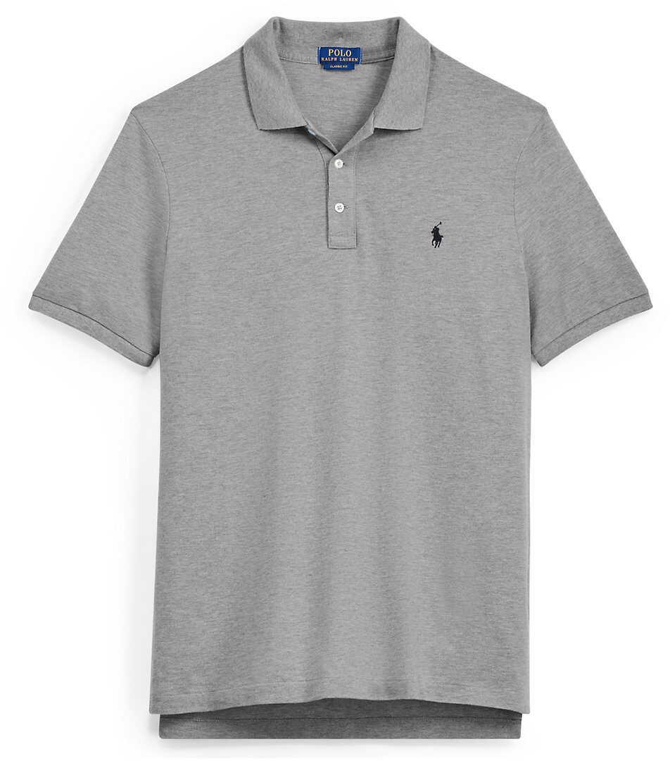 Tricou Polo Barbati Ralph Lauren Classic Fit Feath