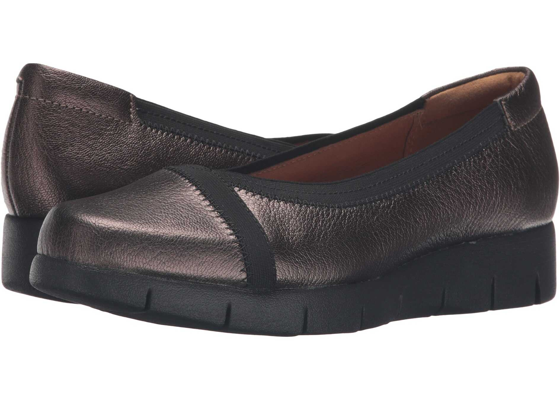 Clarks Daelyn Hill Bronze Leather