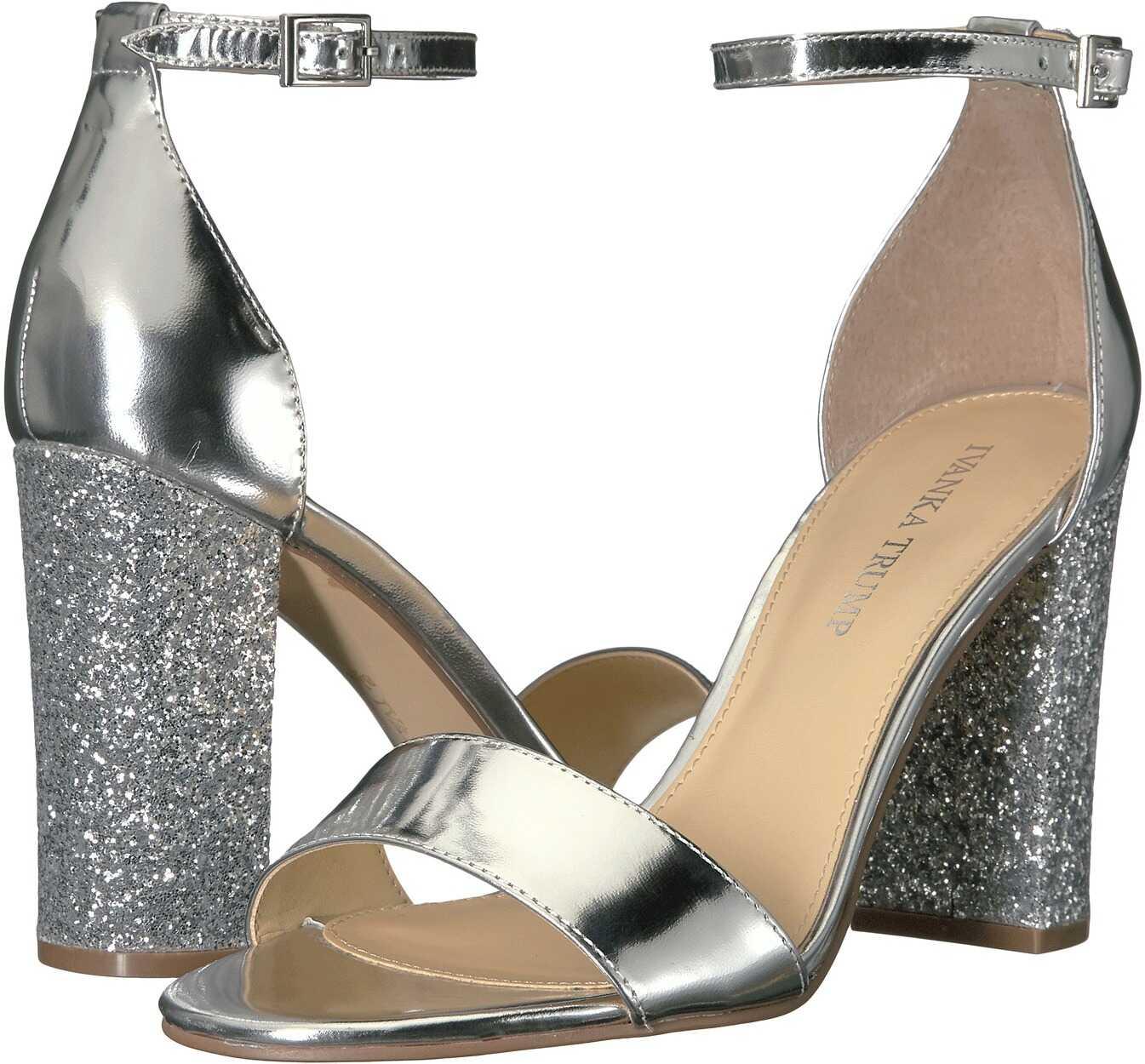 Ivanka Trump Klover Silver New Specchio Mirror