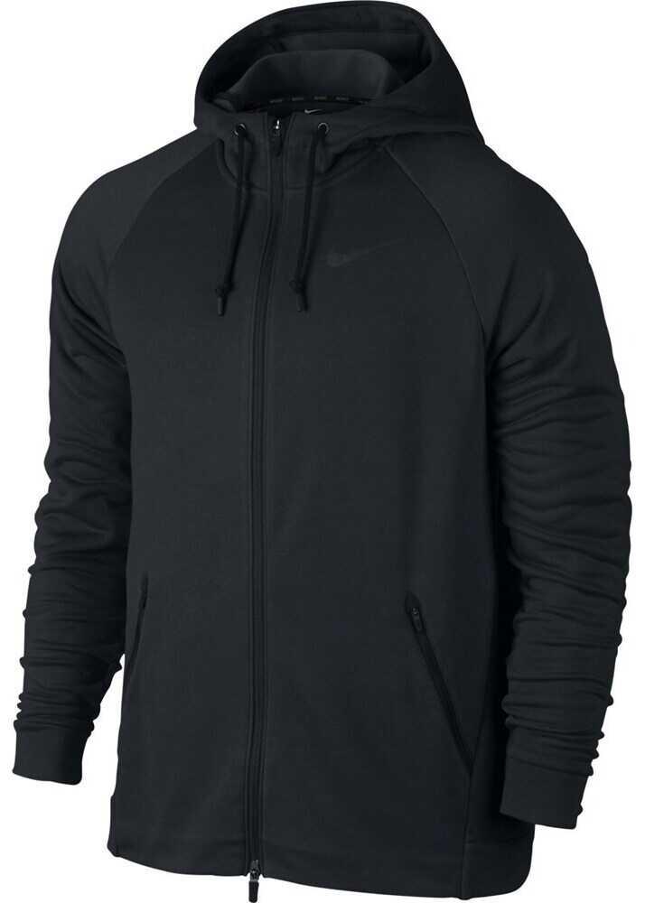 Nike Dry Training Hoodie 833896010 NEGRE