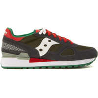 Tenisi & Adidasi Saucony Shadow Blue And Hunter Green Leather And Fabric Sneaker