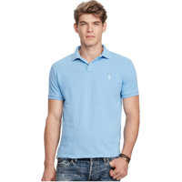 Tricouri Polo Classic Fit Mesh Polo Shirt* Barbati