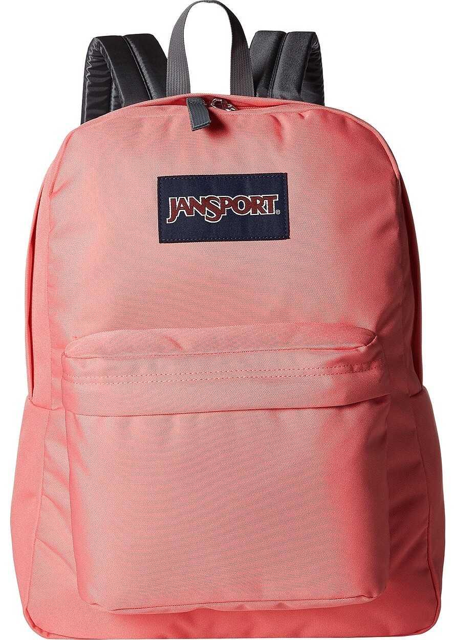 JanSport SuperBreak® Strawberry Pink