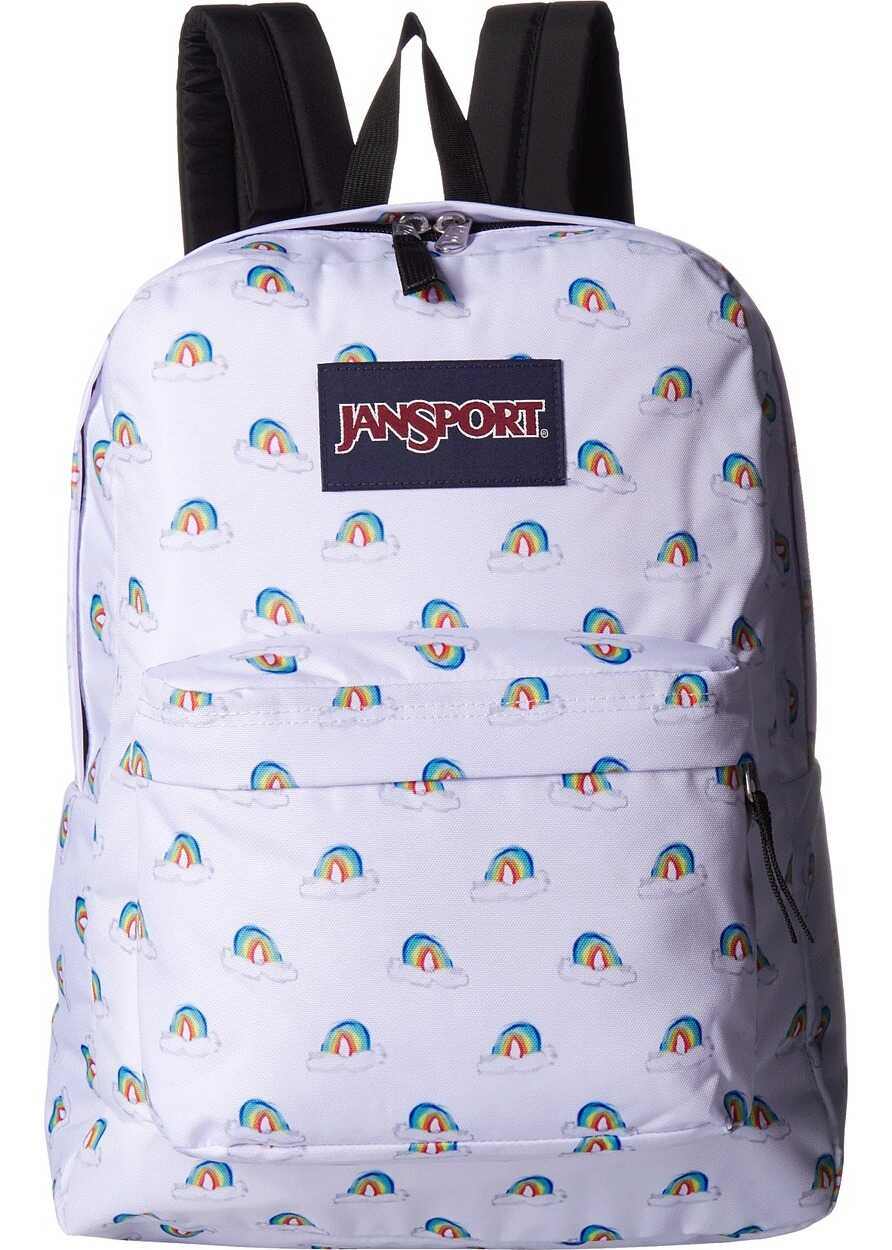 JanSport SuperBreak® Rainbows Print