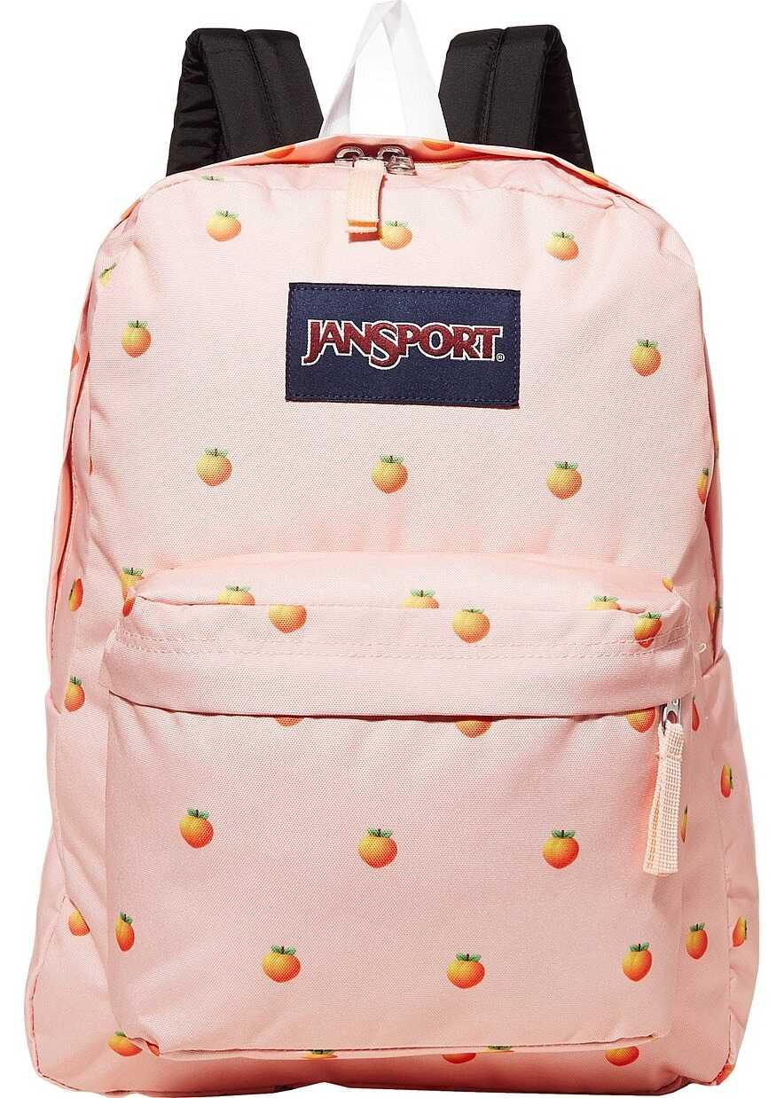 JanSport SuperBreak® Peachy Keen Print