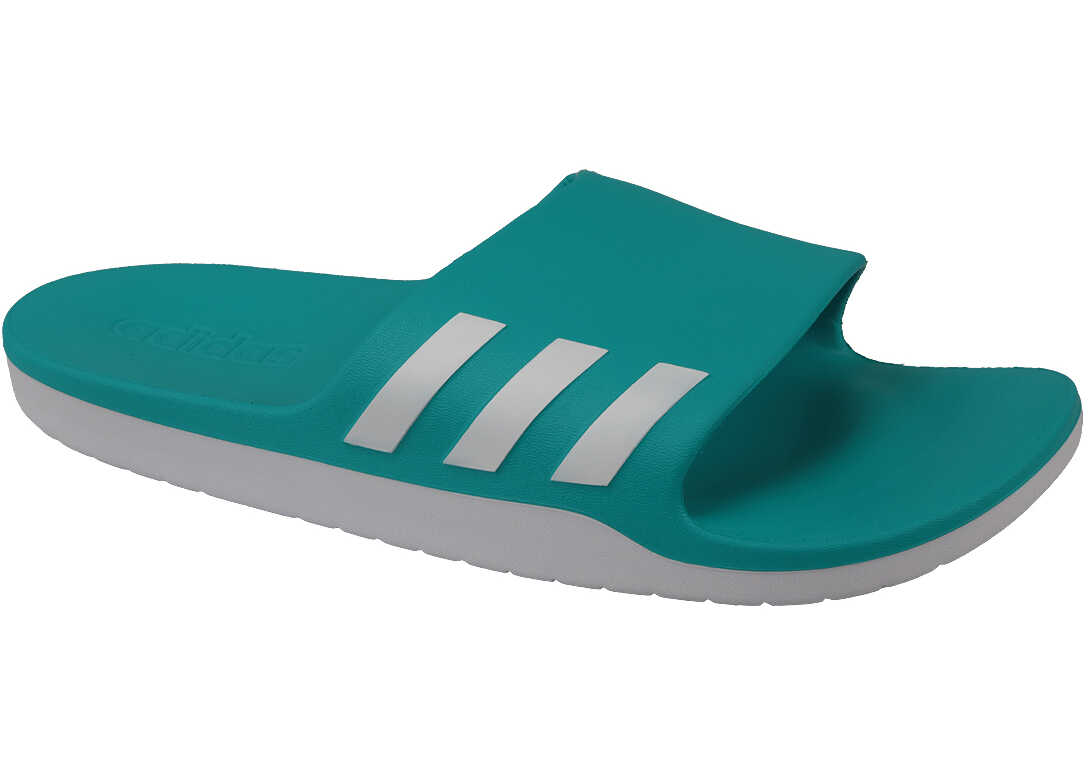 adidas Aqualette Cloudfoam Slides Blue