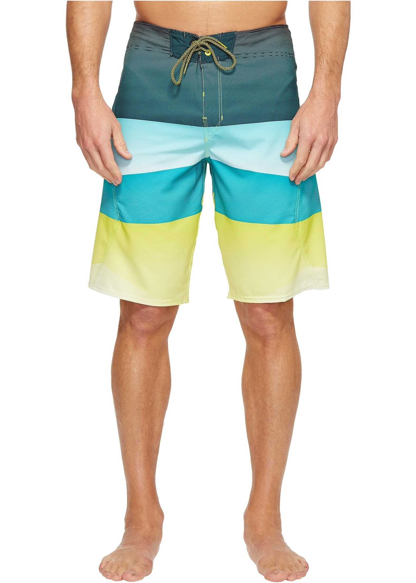 Billabong Revolver X Boardshorts Lime