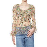 Camasi Embroidered blouse Femei