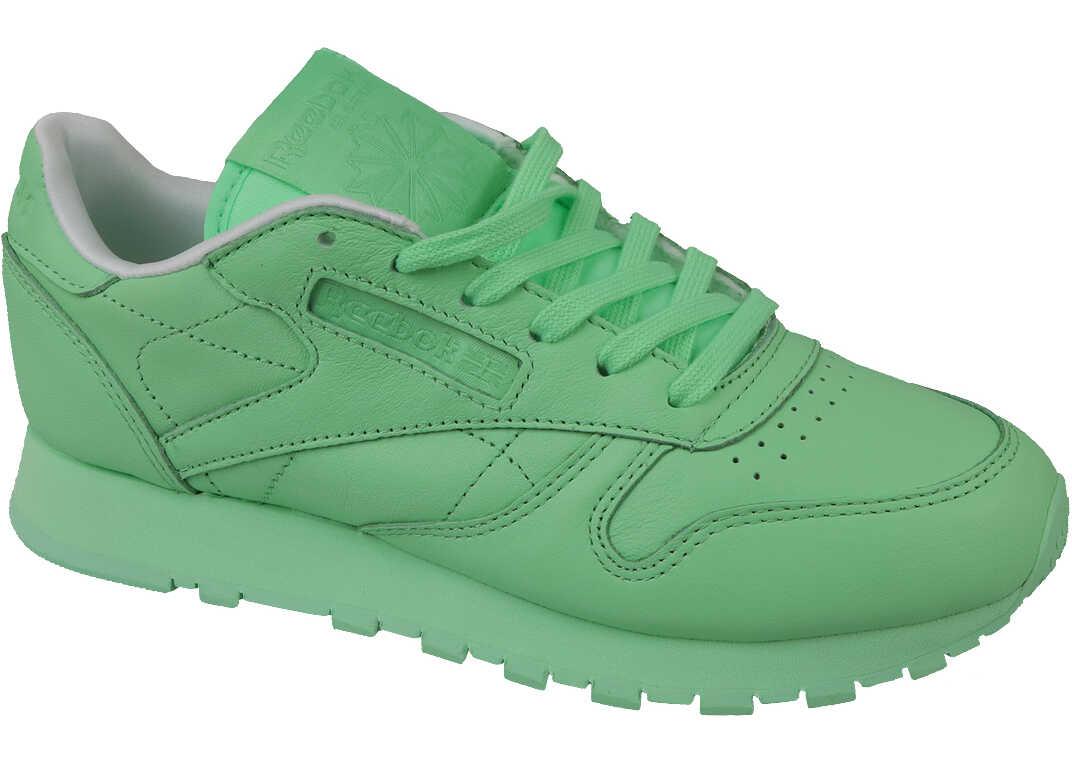 Reebok x Spirit Classic Leather Green