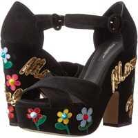 Sandale Dolce & Gabbana Wedge Sandal*
