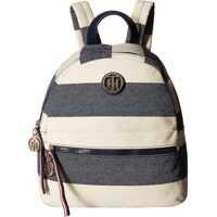 Ghiozdane Tommy Rugby Stripe Backpack Femei