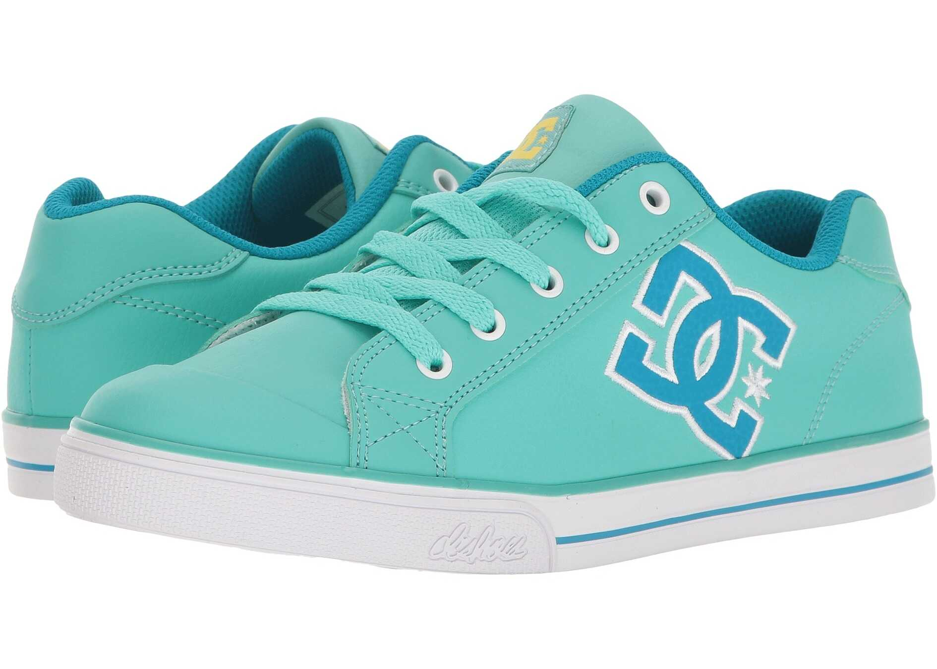 DC Kids Chelsea SE (Little Kid/Big Kid) Turquoise