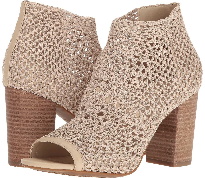 Jessica Simpson Rianne Vanilla Cream Stretch Crochet