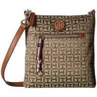 Genti Tip Postas Kiara North/South Crossbody Femei