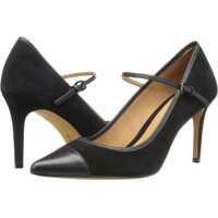 Pantofi cu Toc Smith Mary Jane* Femei