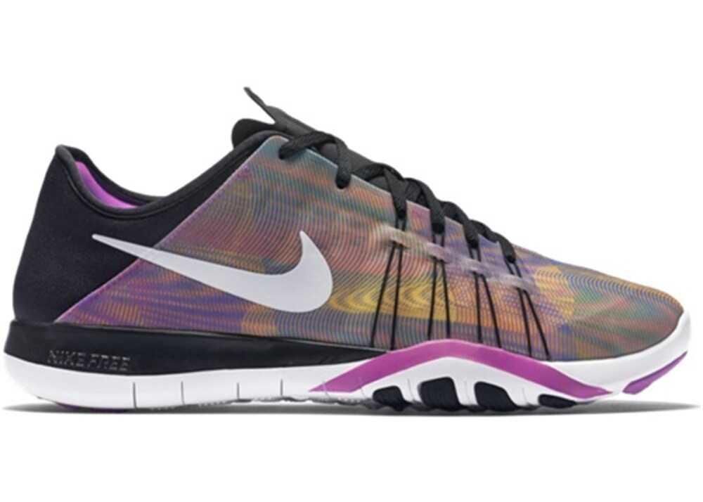 Nike Free TR 6 Print 833424 NEGRE
