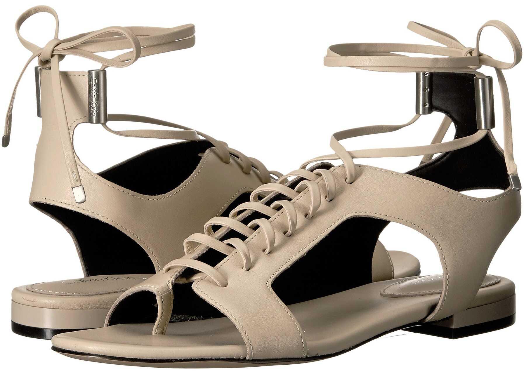 Calvin Klein Effie Sand Leather