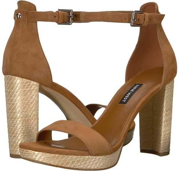 Pantofi cu Toc Dama Nine West Dempsey Platform Heel Sandal