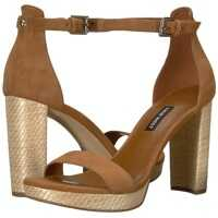Pantofi cu Toc Dempsey Platform Heel Sandal Femei