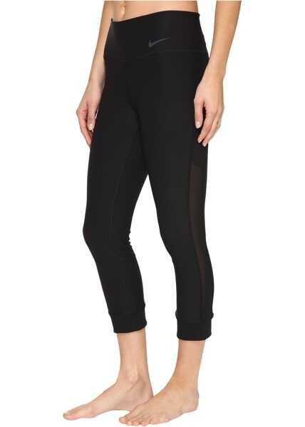 Pantaloni Fitness Nike Power Legend Veneer Training Capri