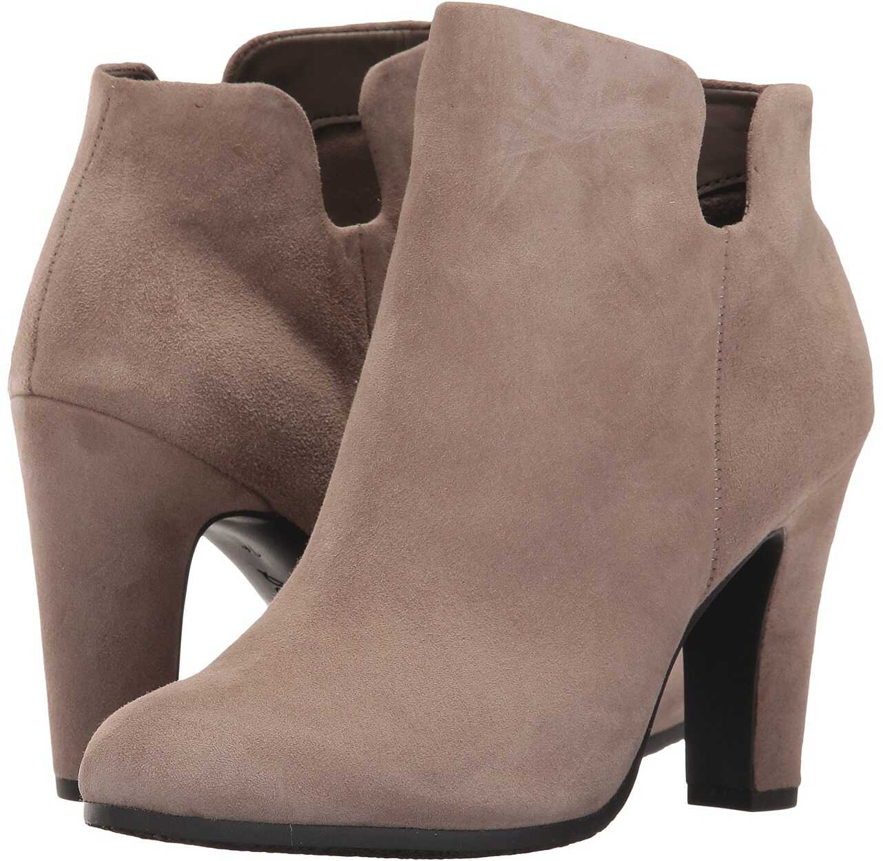 Sam Edelman Shelby Putty Kid Suede Leather