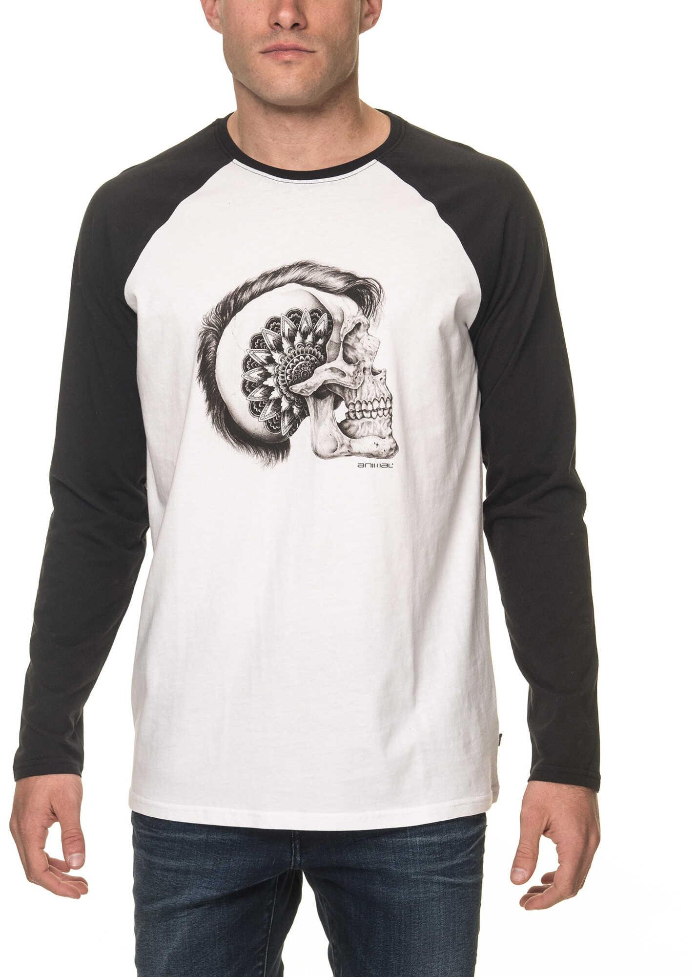 Bluza Barbati Animal Wilder Long Sleeve Graphic Te