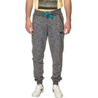 Pantaloni de Trening Patas Track Pants In Grey Color Barbati
