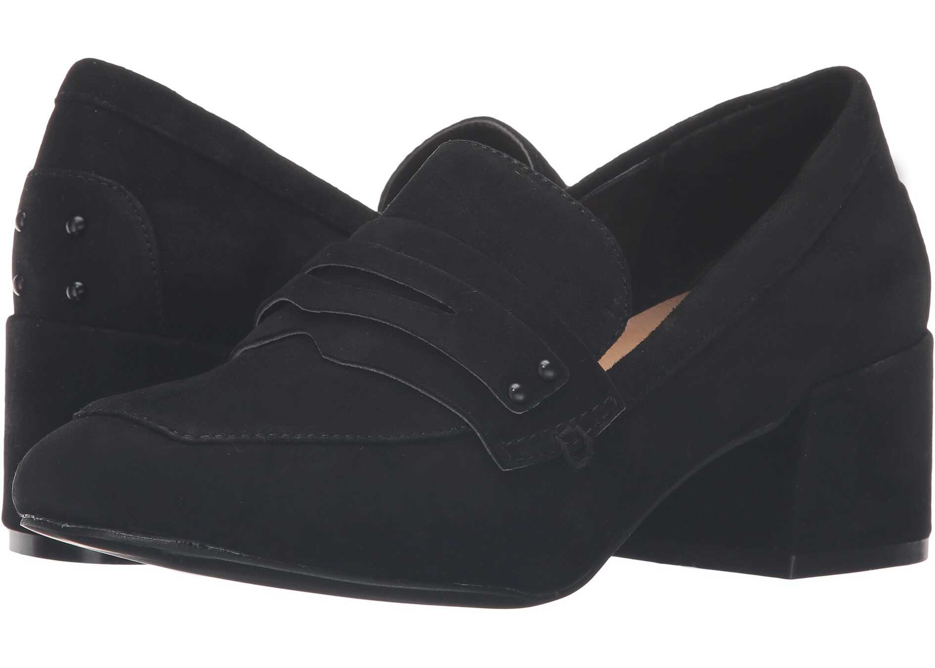 Chinese Laundry Marilyn Loafer Black Suede
