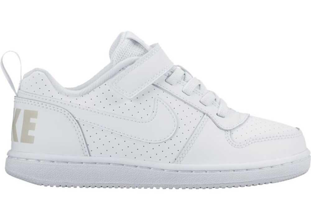 Nike Court Borough Low Psv White