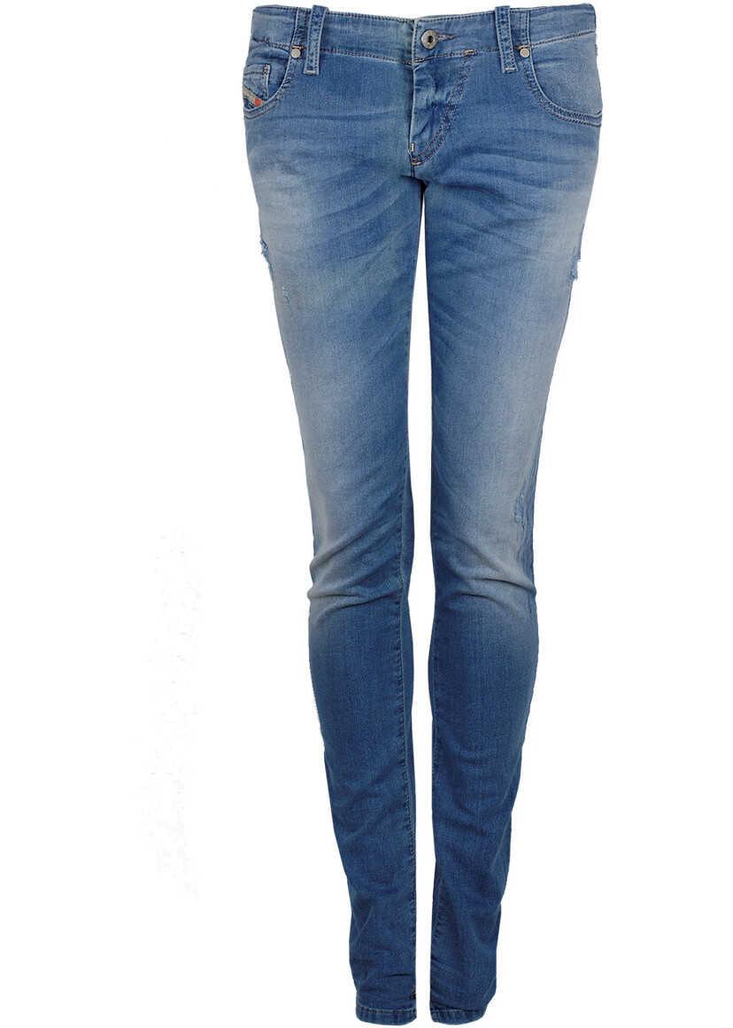 Diesel Spodnie Grupee-JoggJeans