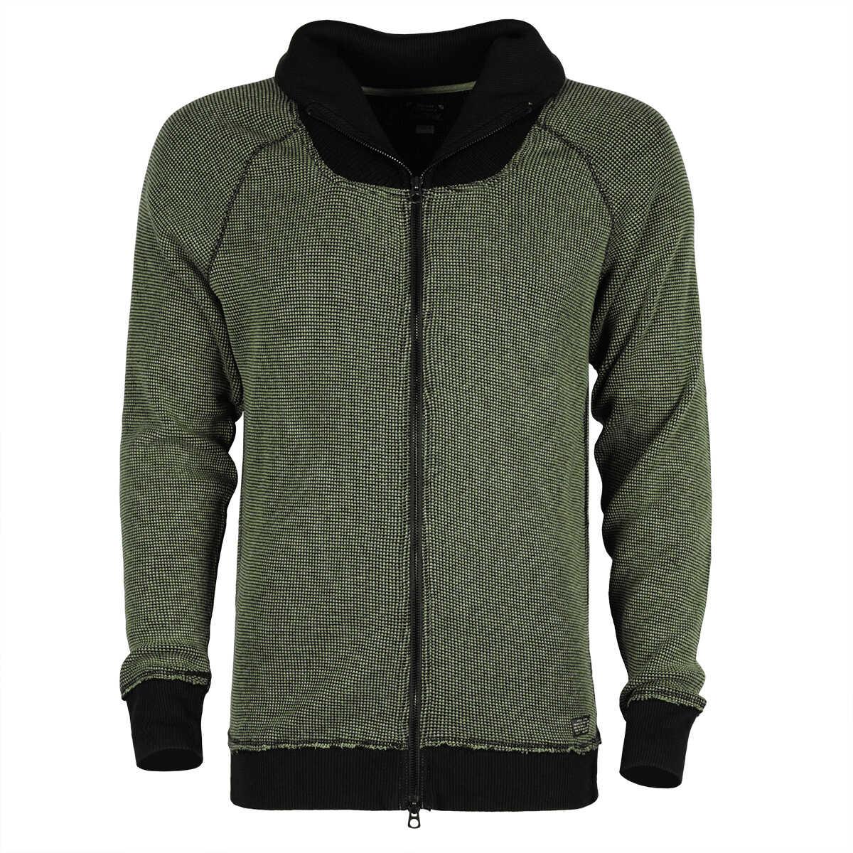 Pulover Barbati Diesel Sweter Sylvestre Zielony
