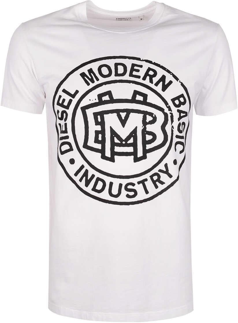 Diesel T-shirt T-Moreik