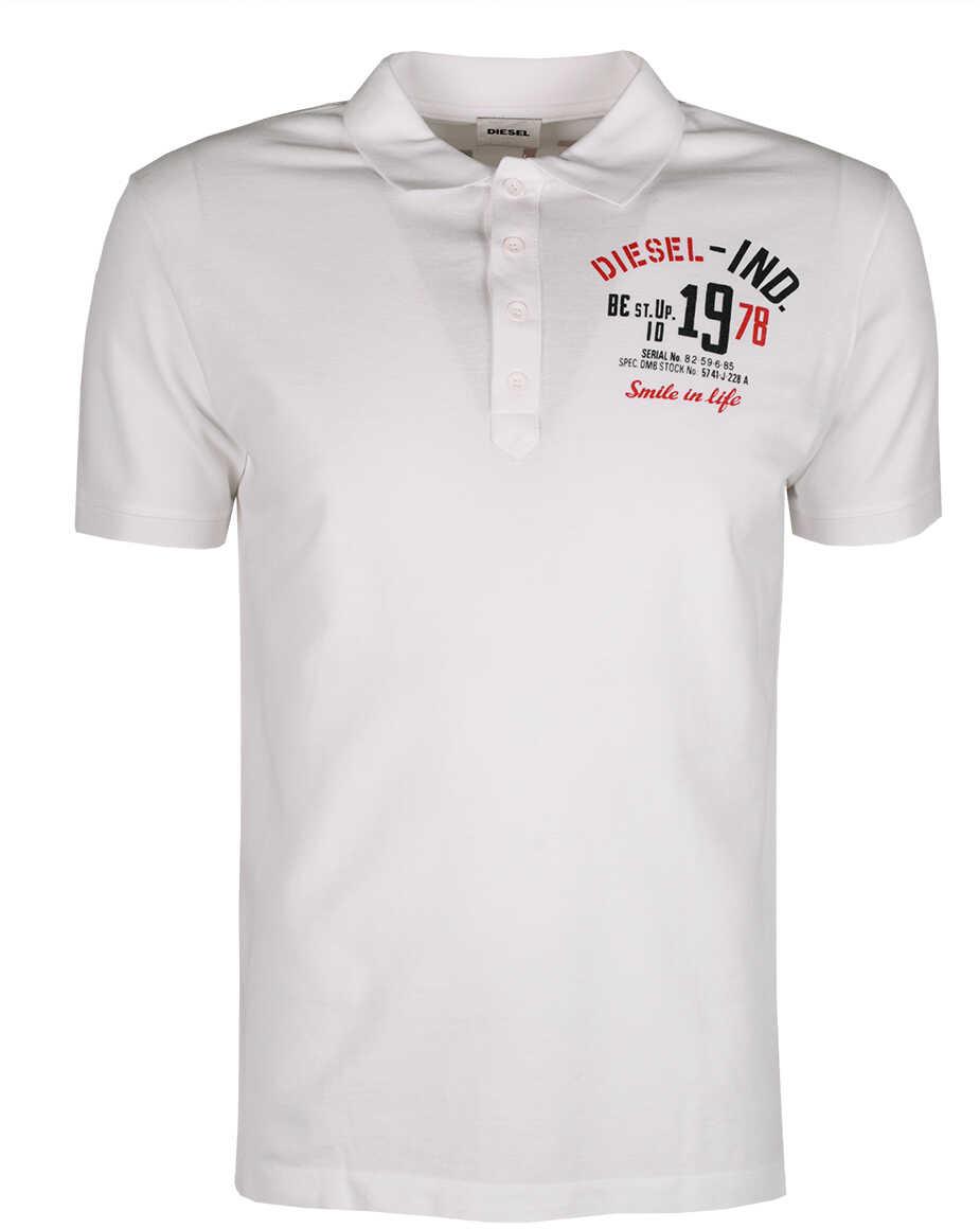 Diesel Koszulka Polo T-CLAP
