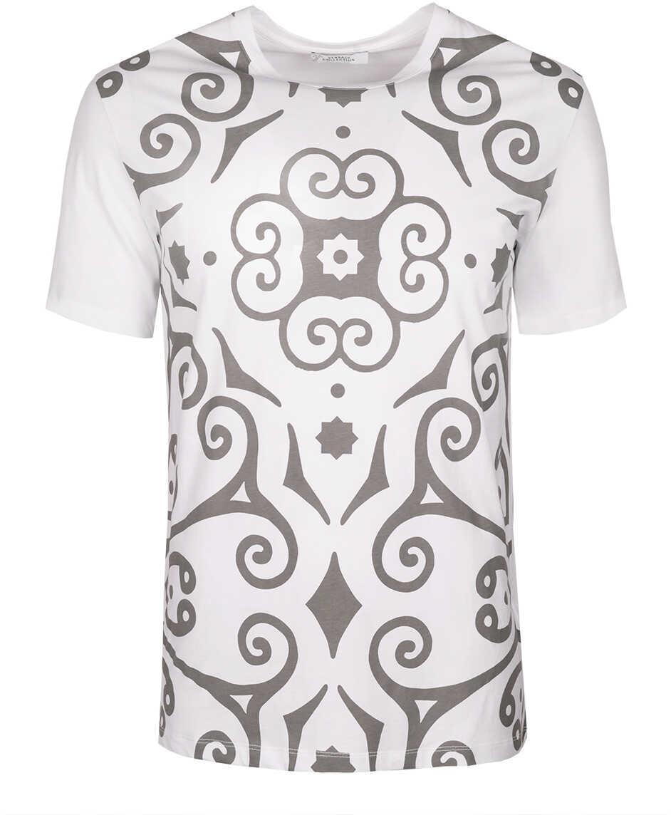 Versace Collection T-shirt Biały