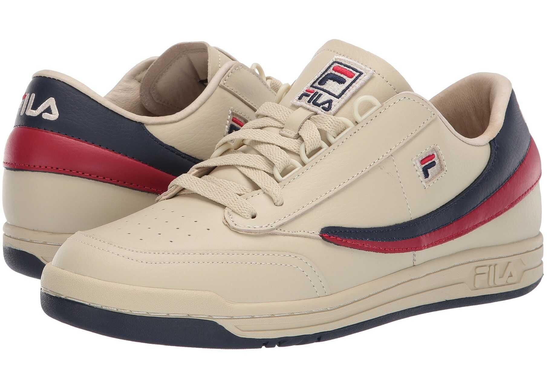 Fila Original Tennis Fila Cream/Fila Navy/Fila Red