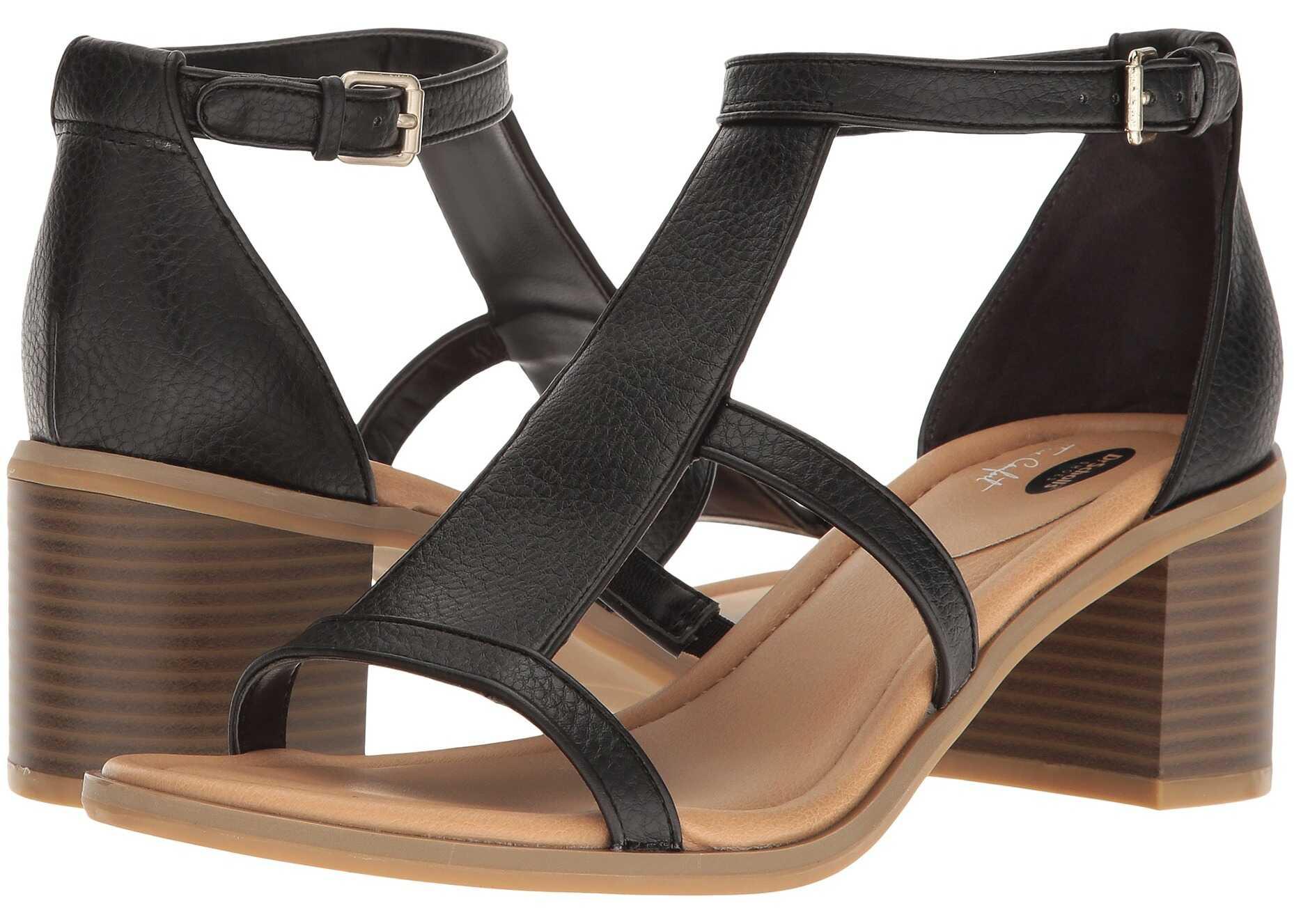 Sandale Femei Dr. Scholls Shine Black