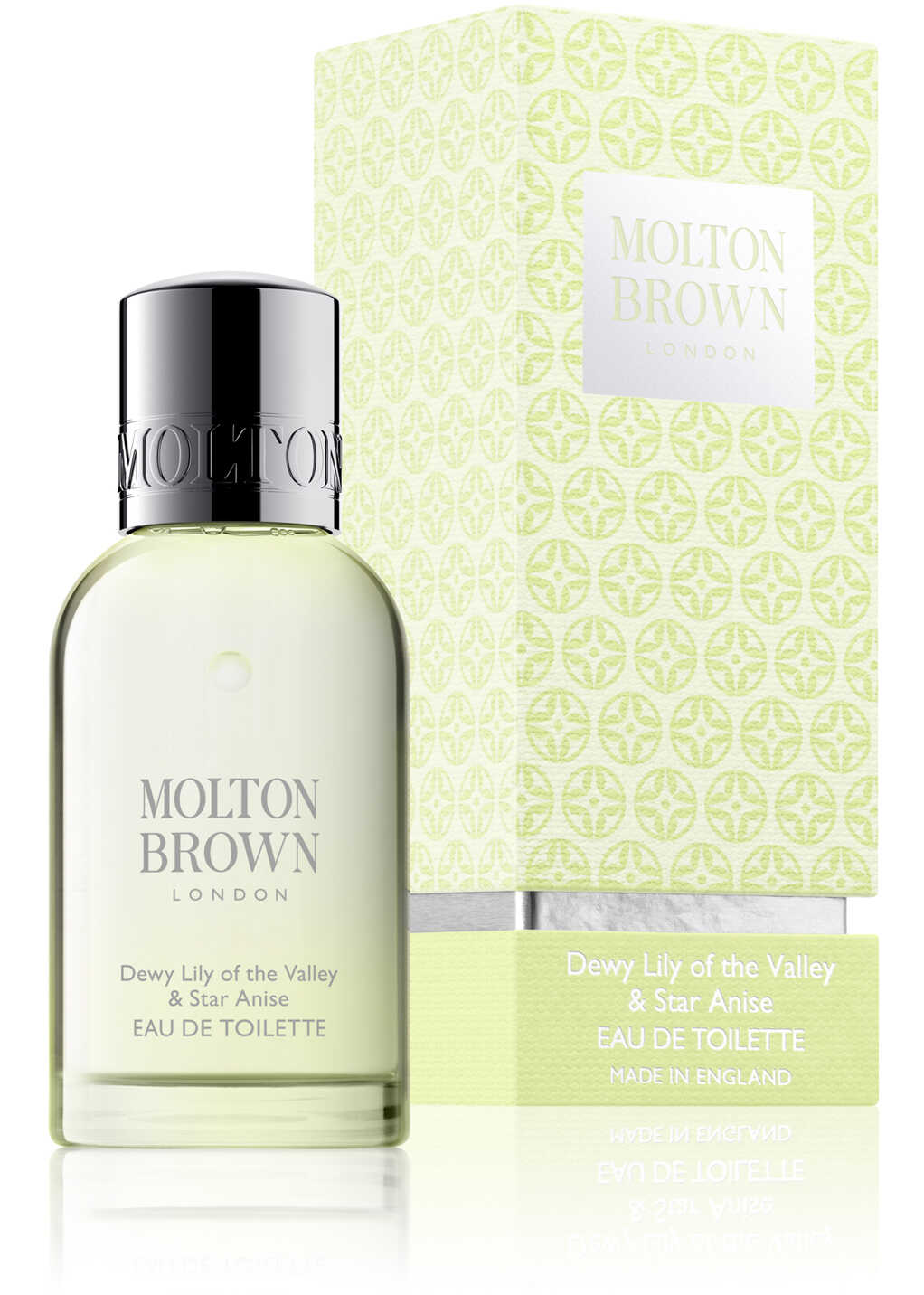 Molton Brown Dewy Lily Of The Valley Eau De Toilette 50Ml Green