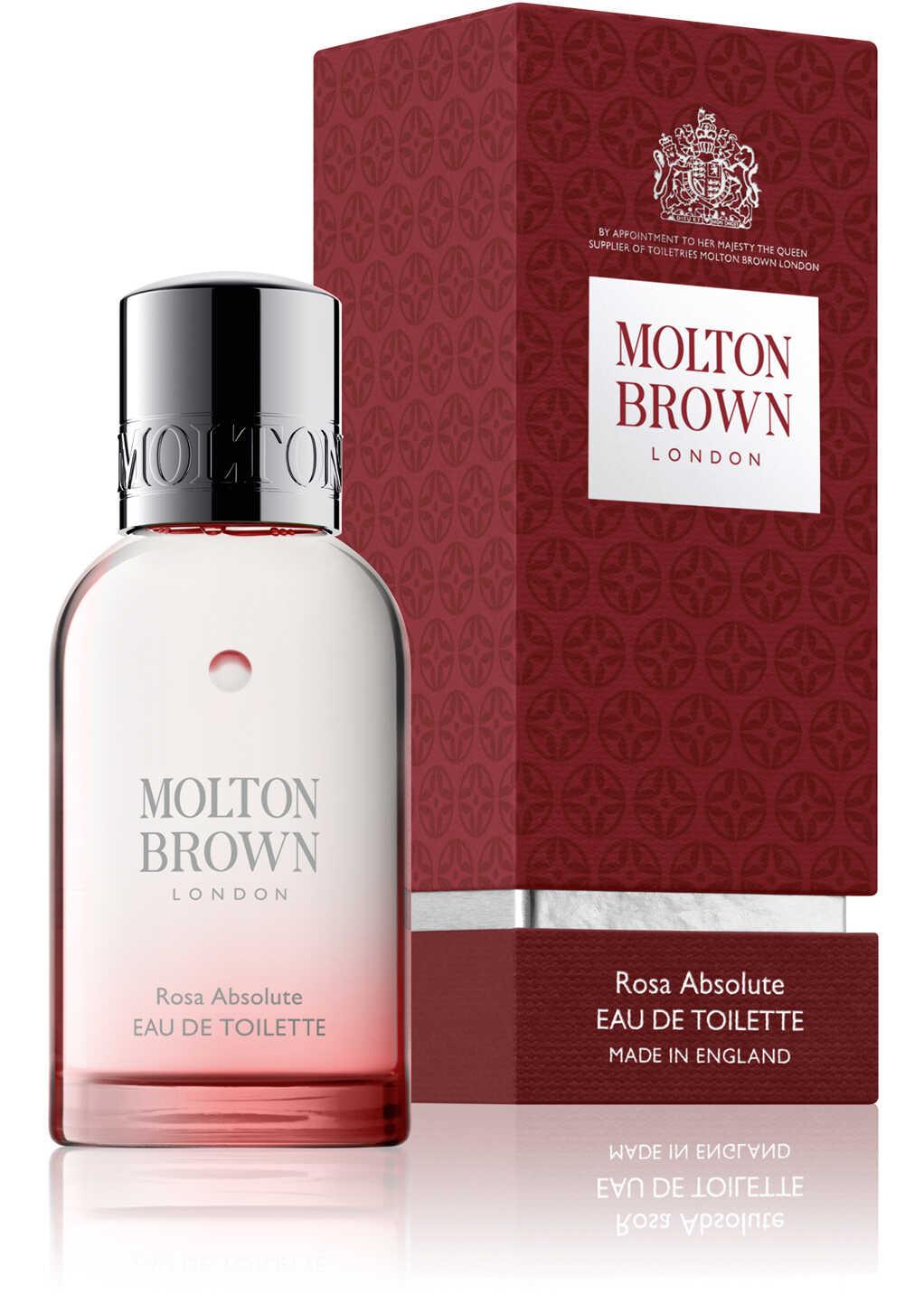 Molton Brown Rosa Absolute Eau De Toilette 50Ml Pink