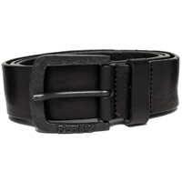 Curele Douglas Men S Leather Black Belt Barbati