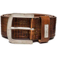 Curele Vintage Men S Leather Brown Belt Barbati