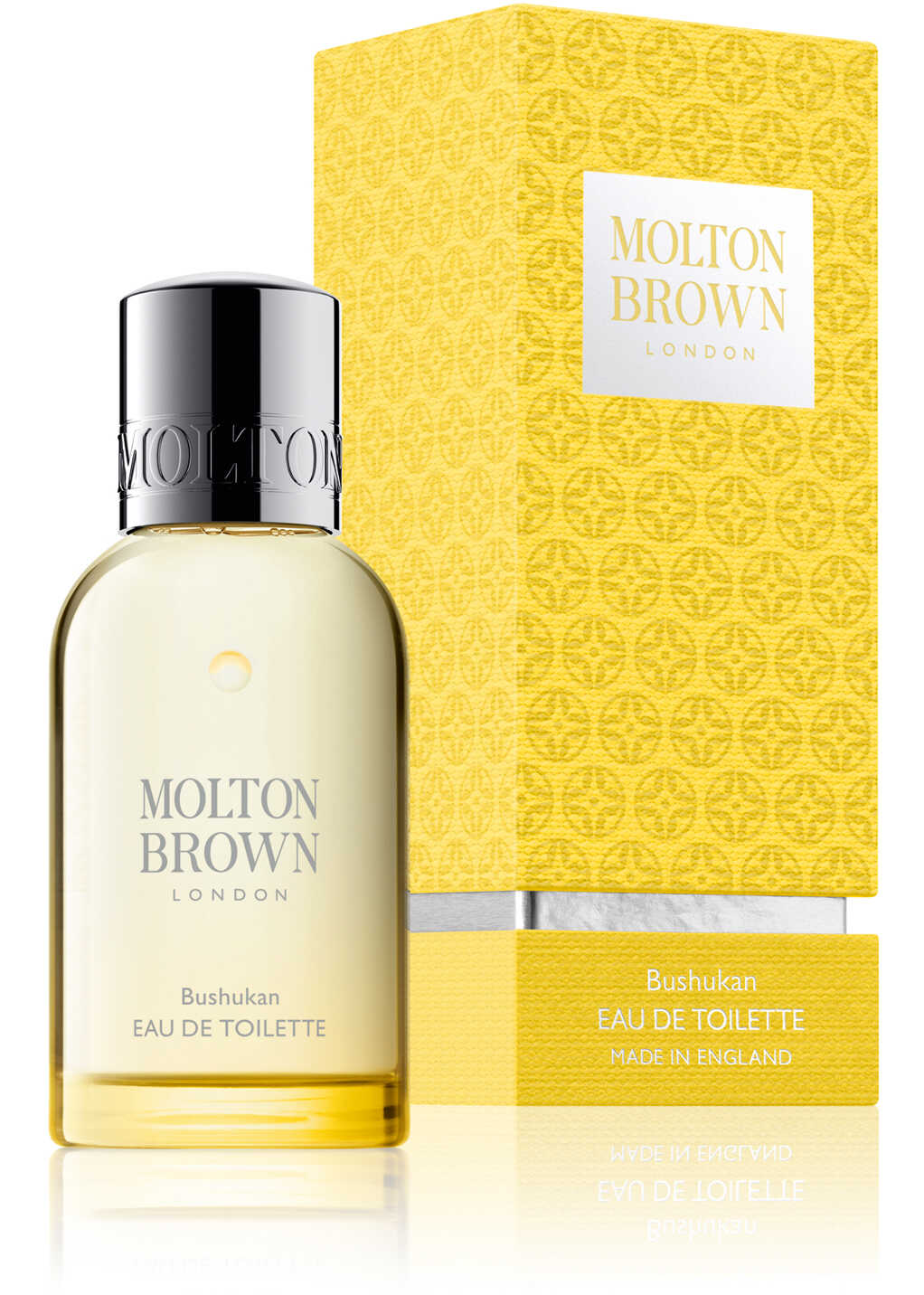 Molton Brown Bushukan Eau De Toilette 50Ml Yellow