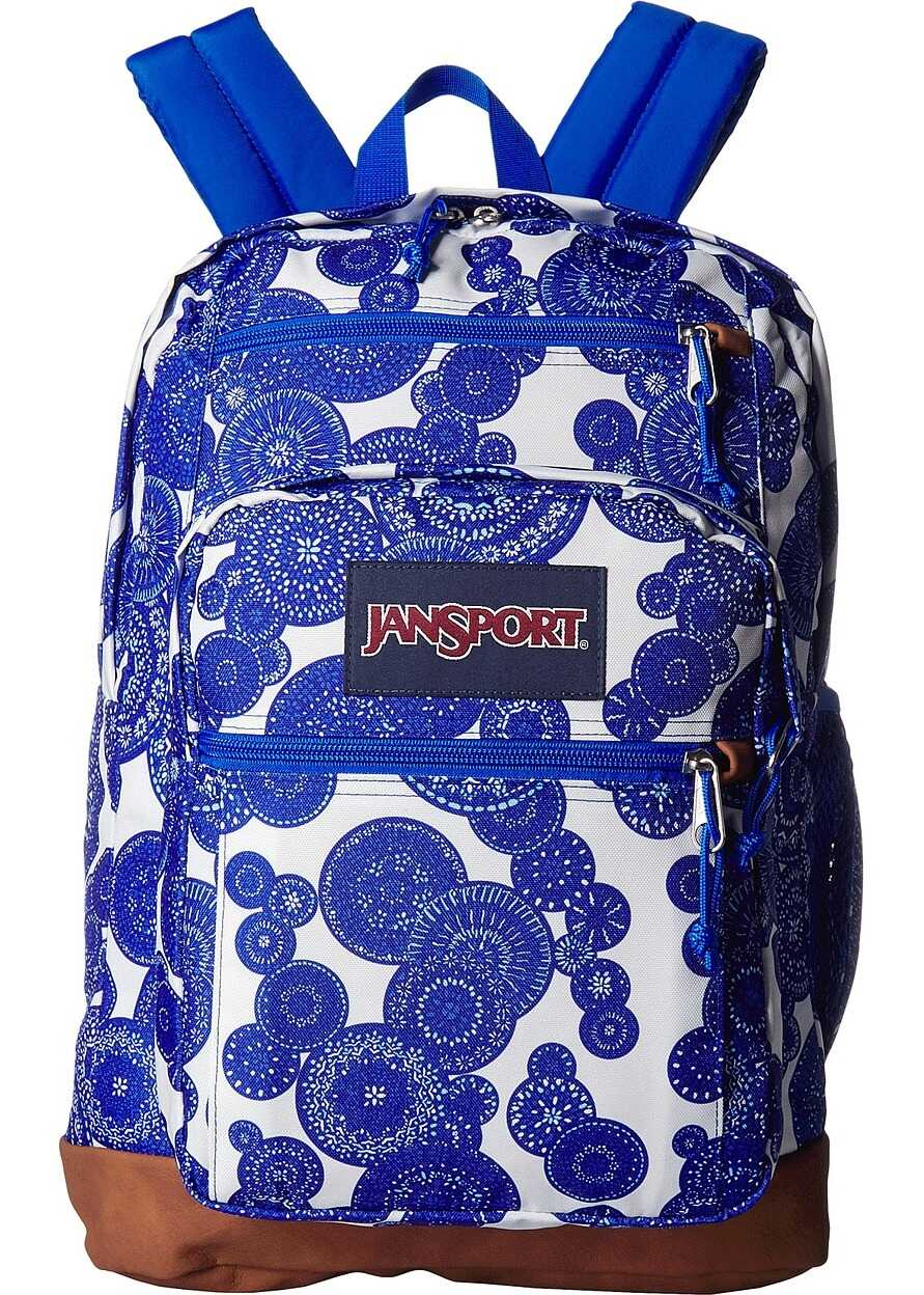 JanSport Cool Student Lace Bubbles Print