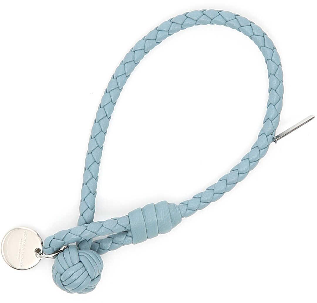 Bottega Veneta Intrecciato Nappa Bracelet* AIR FORCE