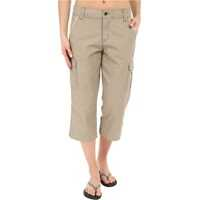 Pantaloni Relaxed Fit El Paso Cropped Pants* Femei