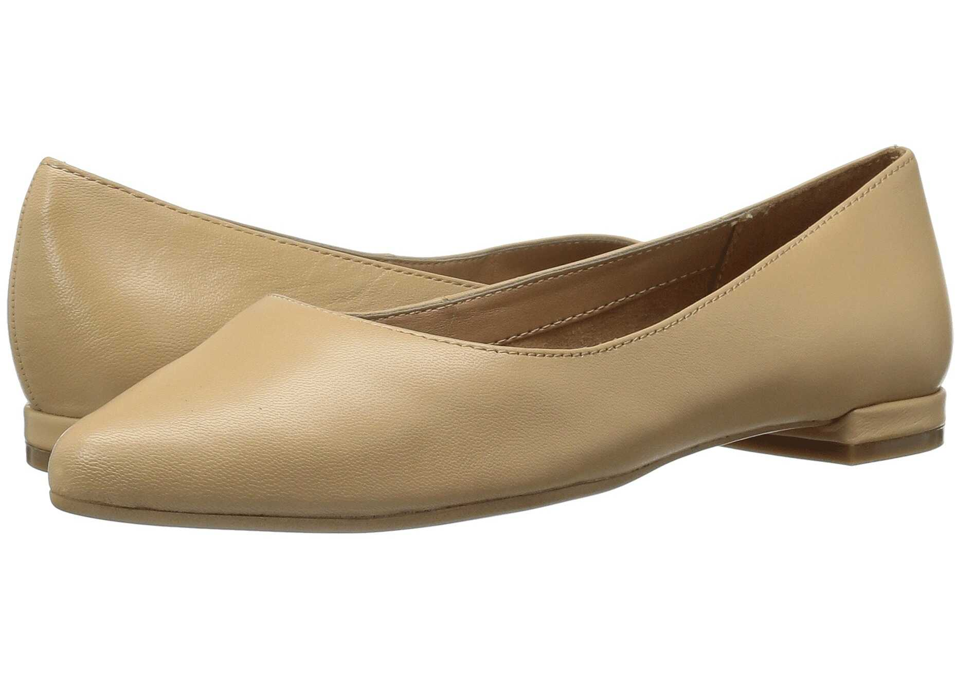 Balerini Femei Aerosoles Hey Girl Light Tan Leathe