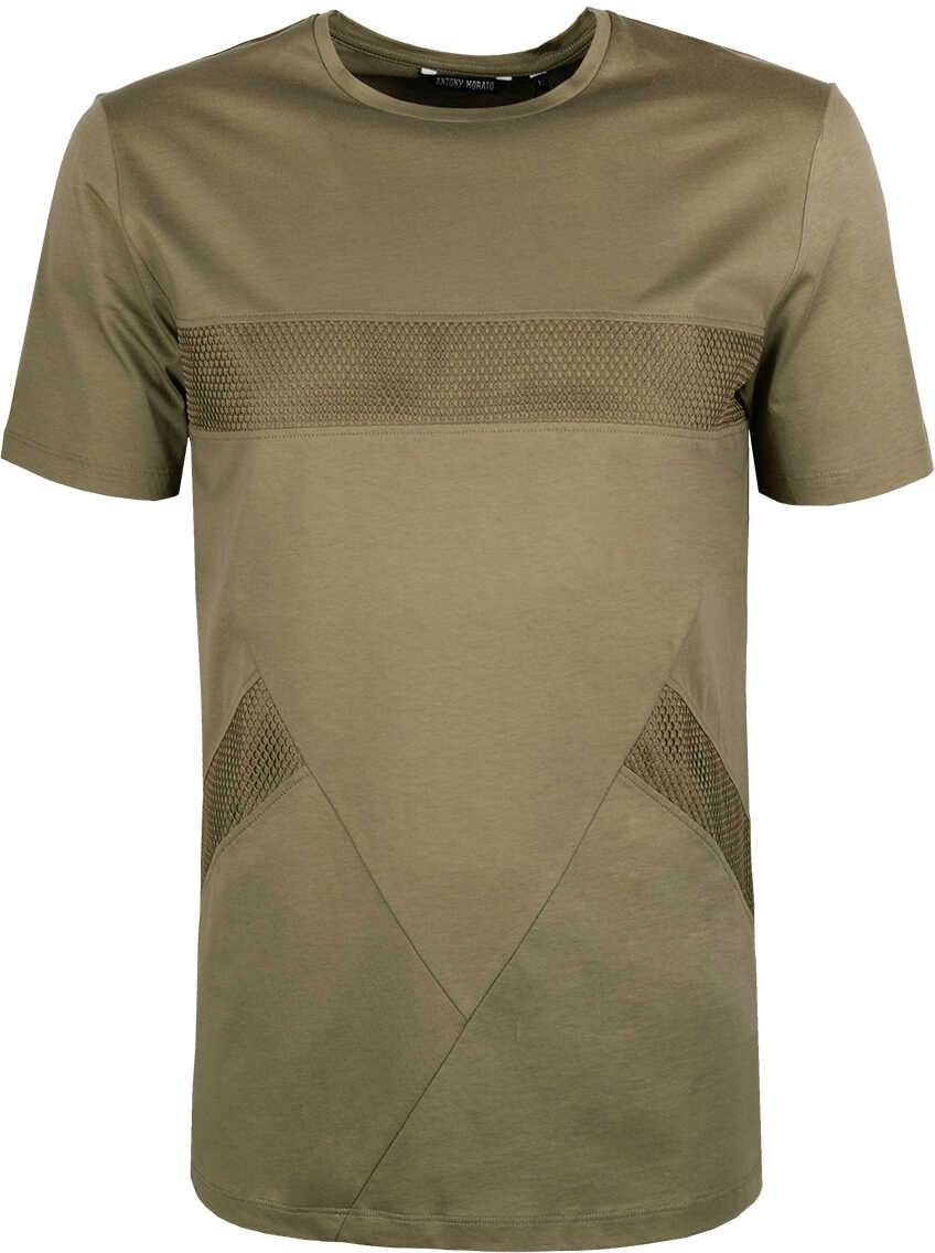 Antony Morato T-shirt Khaki