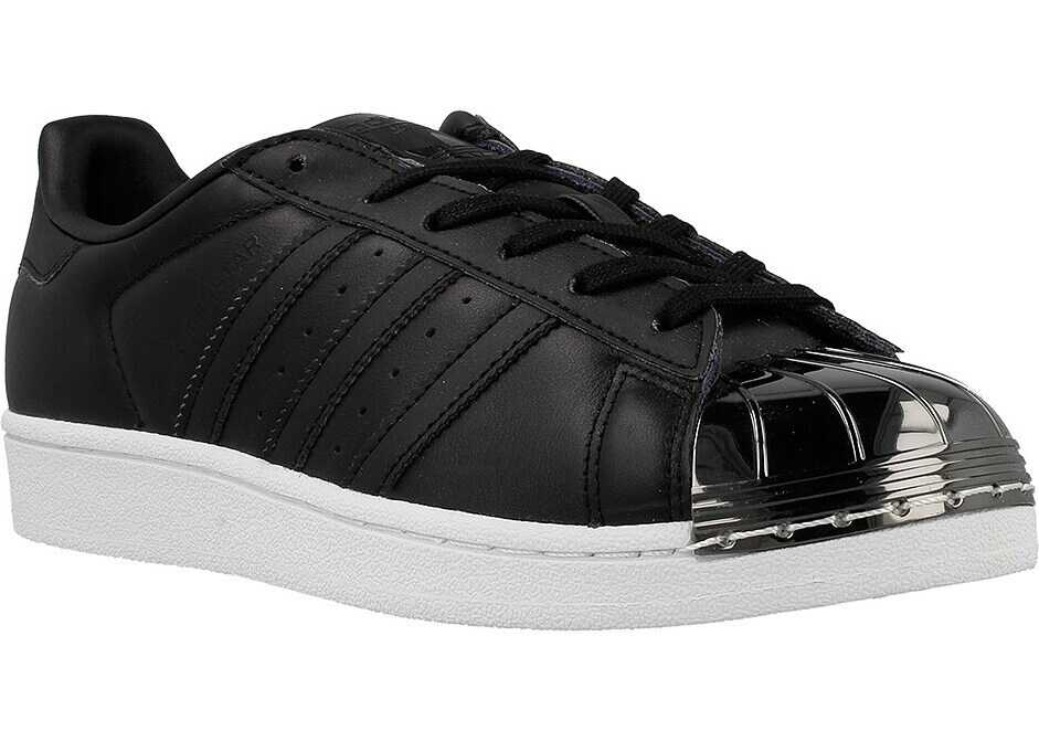 adidas Superstar Metal Toe W BY2883 NEGRE